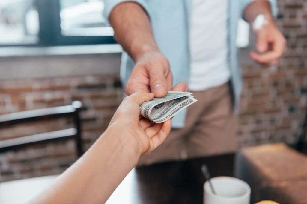 Taxas de empréstimo