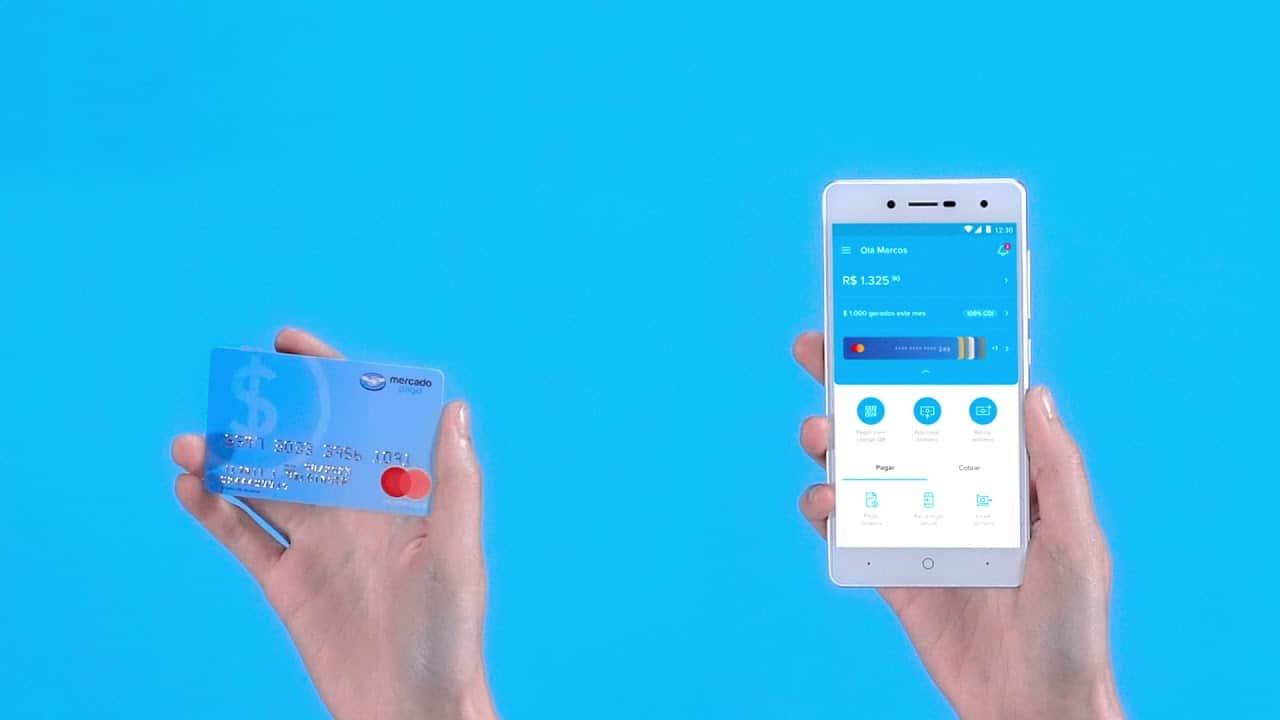 cartão de débito Mercado Pago
