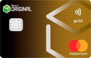 Cartão de Crédito Banco Original – anuidade gratuita.
